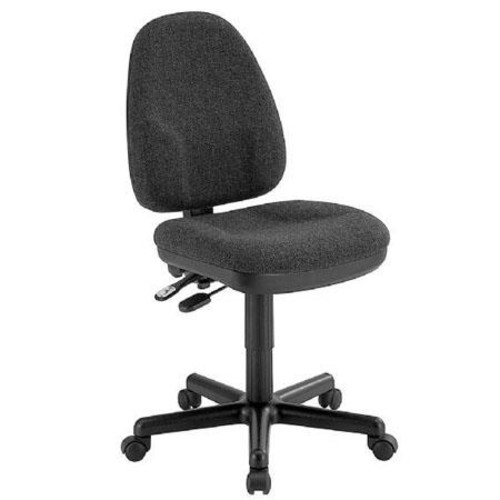 Alvin Monarch High Back Drafting Height Chair with CK49 Height Extension Kit CH555-40DH