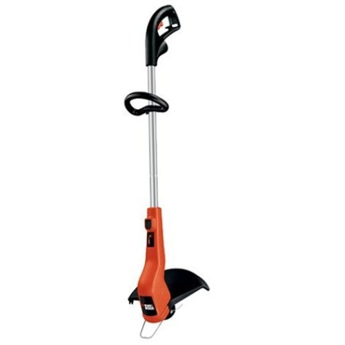 BLACK+DECKER 12-Inch 3.5-AMP Electric Bump Feed String Trimmer and Edger ST4500 [Black]