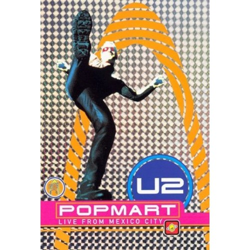 U2: Popmart: Live from Mexico City 2/DD5.1/DTS