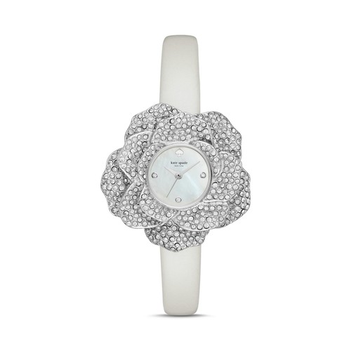 KATE SPADE NEW YORK Rose Shaped-Case Watch, 26Mm
