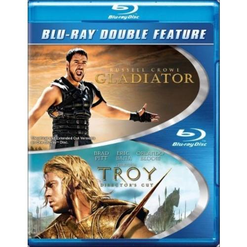 Troy/Gladiator (Blu-Ray/Dbfe)