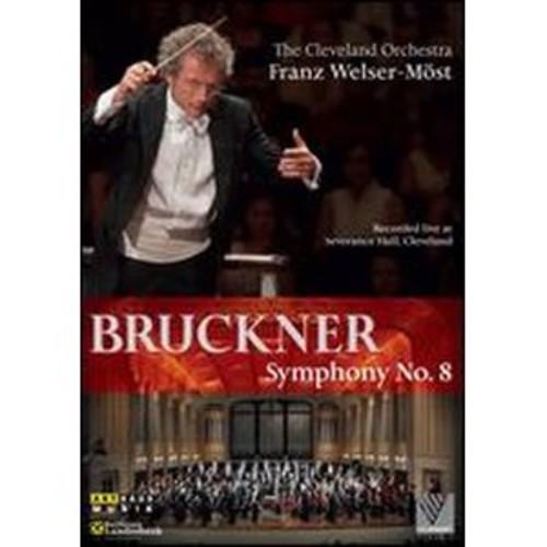 Franz Welser-Most: Bruckner - Symphony No. 8 WSE 2/DD5.1/DTS