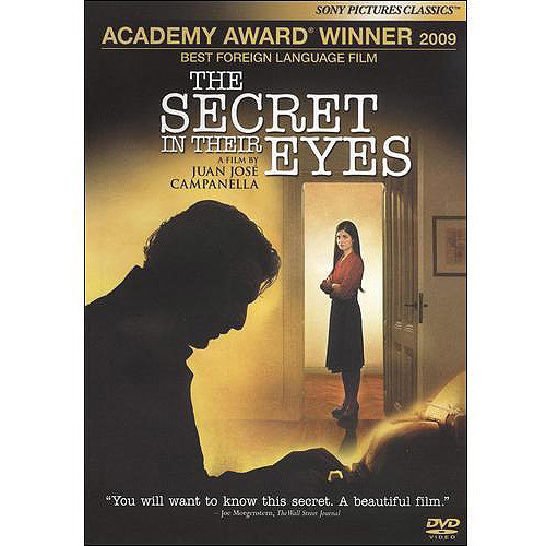 The Secret in Their Eyes [Blu-ray] [2009]