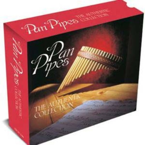 Pan Pipes: Authentic By Various Artists (Audio CD)