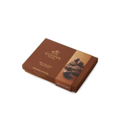 All of a Kind Assorted 22-Piece Milk Chocolate Gift Box