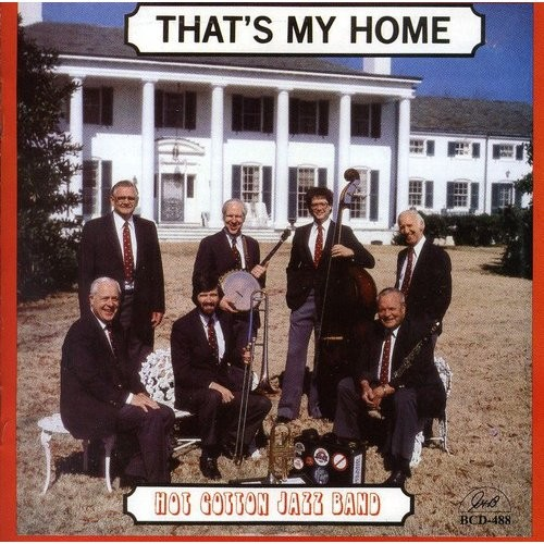 That's My Home [CD]