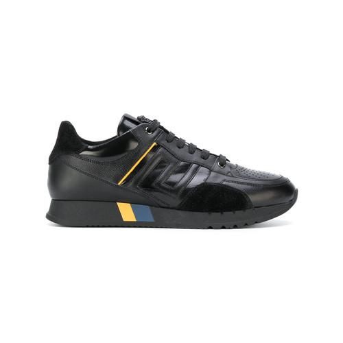 Greek Key runner sneakers