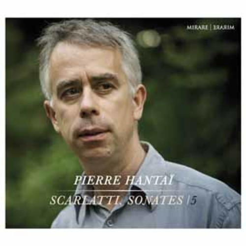 Pierre Hantai - Scarlatti: Harpsichord Sonatas, Vol.5 [Audio CD]