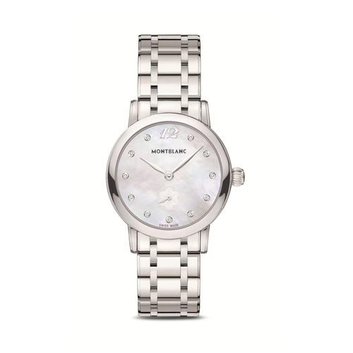Star Classique Lady Quartz Watch with Diamonds, 30mm