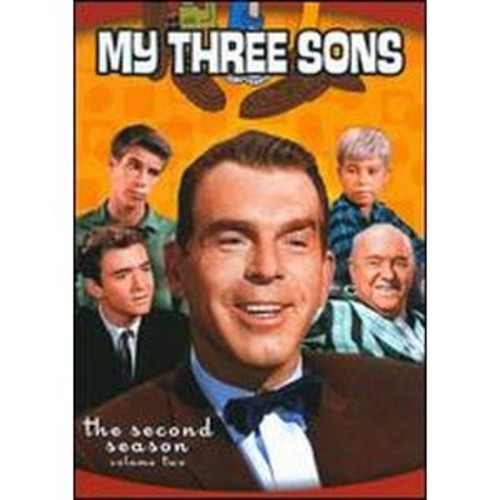 My Three Sons: The Second Season, Vol. 2 [3 Discs]
