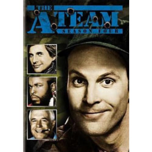 The A-Team: Season Four [6 Discs]