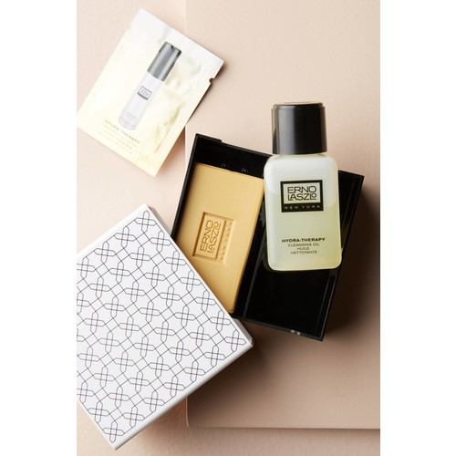 Erno Laszlo Hydra-Therapy Double Cleanse Travel Set [REGULAR]