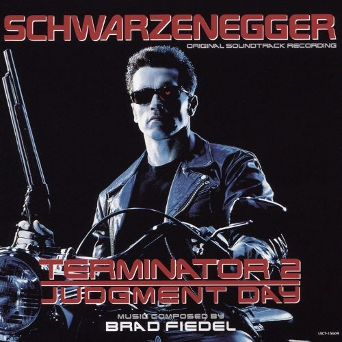 Terminator 2: Judgment Day [Original Motion Picture Soundtrack] [CD]