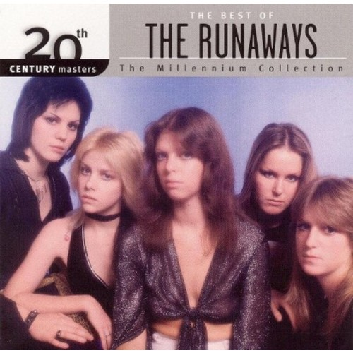 Runaways - 20th Century Masters - The Millennium Collection: The Best of The Runaways