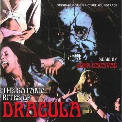 John Cacavas - Satanic Rites Of Dracula (Ost) (CD)
