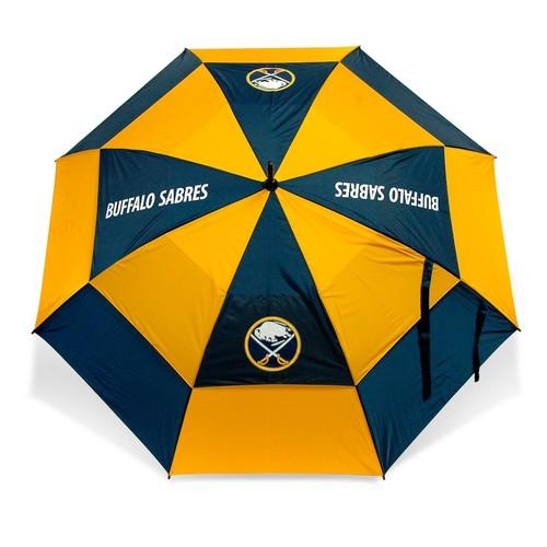 Team Golf Buffalo Sabres 62 Double Canopy Umbrella
