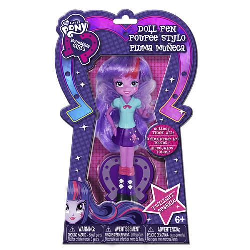 My Little Pony Equestria Girls Doll Pen - Twilight Sparkle