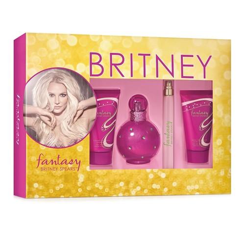 Britney Spears Fantasy Women's Perfume Gift Set