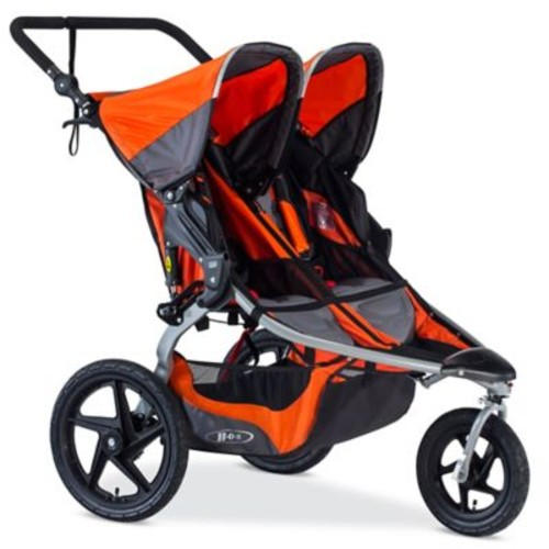 BOB Revolution FLEX Duallie Jogging Stroller in Canyon