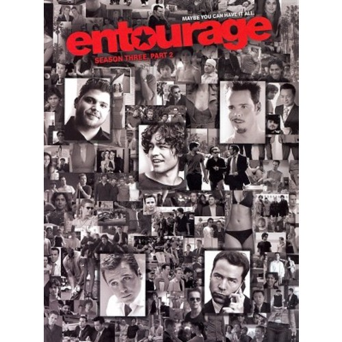 Entourage: Season Three, Part 2 (2 Discs) (dvd_video)