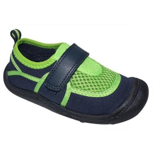 Toddler Boys' Duke Water Shoes Cat & Jack - Blue/Green S