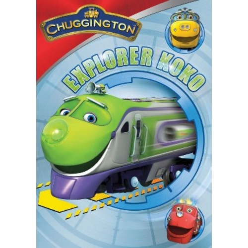 Chuggington: Explorer Koko