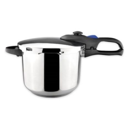 Magefesa Favorit 6.3 qt. Stainless Steel Pressure Cooker