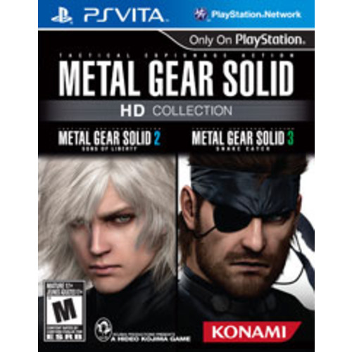 Metal Gear Solid: HD Collection [Pre-Owned]