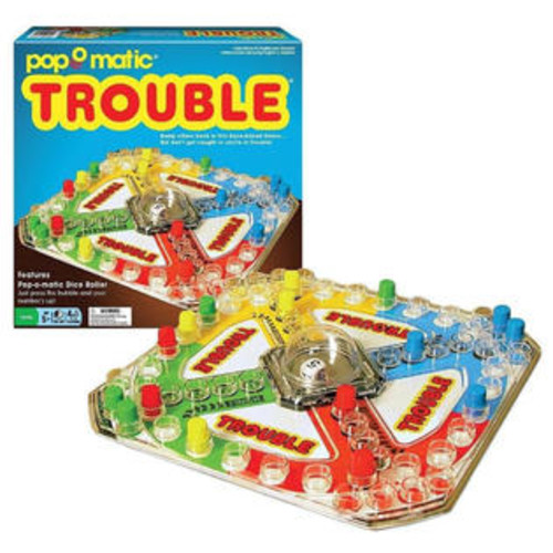 Winning Moves Games Classic Trouble per EA