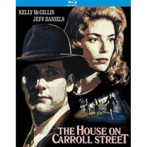 The House on Carroll Street (Blu-ray Disc)