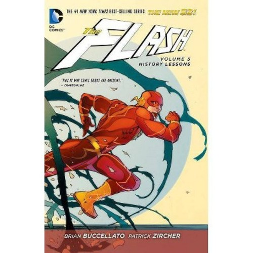 Flash 5 : History Lessons (Paperback) (Brian Buccellato)