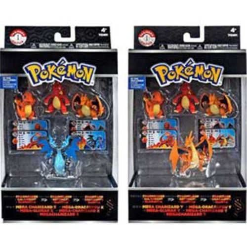 Pokemon Legendary Figure - 4/Pack - Assortment*