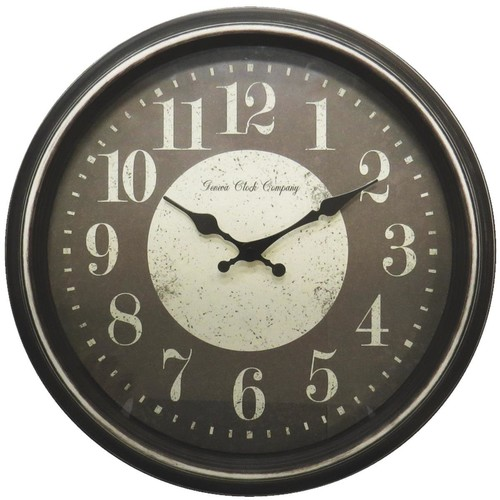 La Crosse Technology Plastic Wall Clock - 404-2640