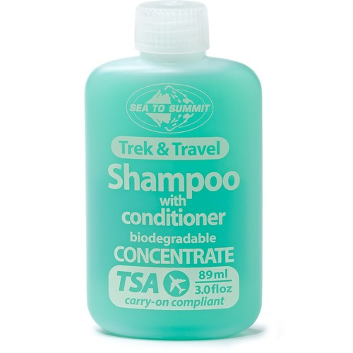 Trek and Travel Shampoo with Conditioner - 3 fl. oz.