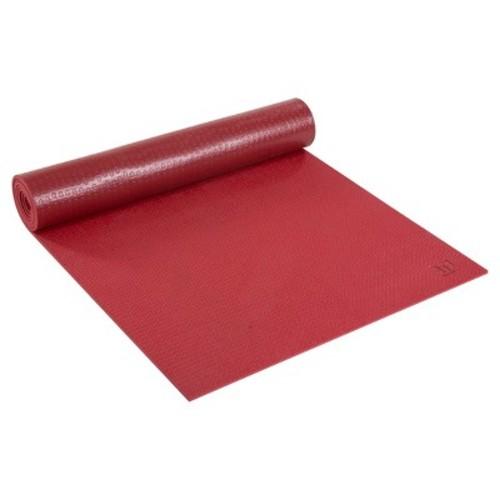 Lifeline Eco-Smart Yoga Mat (6mm) - Crimson / Bordeaux