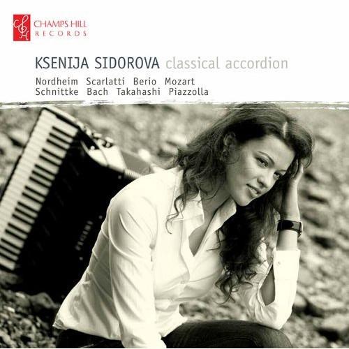 Classical Accordion - CD