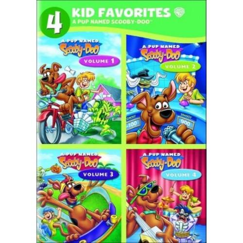 4 Kids Favorites: A Pup Named Scooby-Doo [4 Discs]