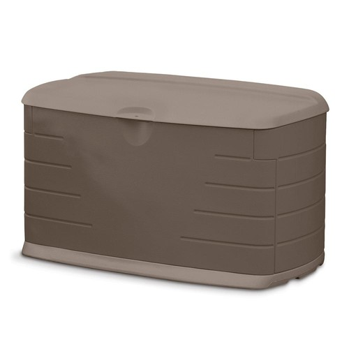 Rubbermaid 73 gal. Medium Deck Box with Seat