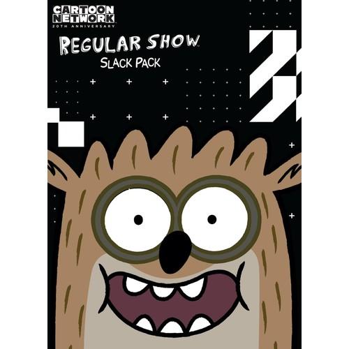 Regular Show: Slack Pack [DVD]