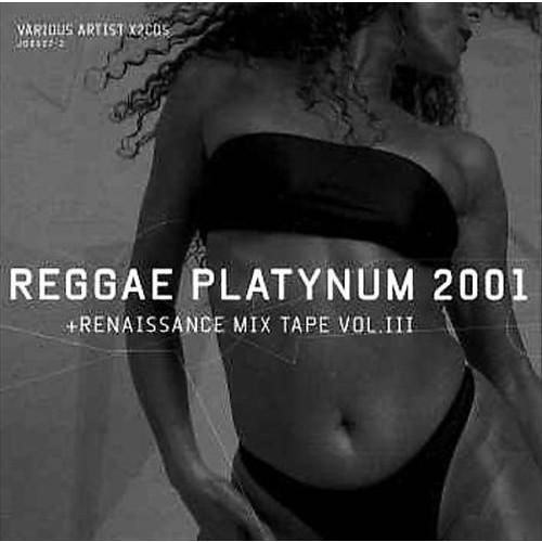 Reggae Platynum 2001 [CD]