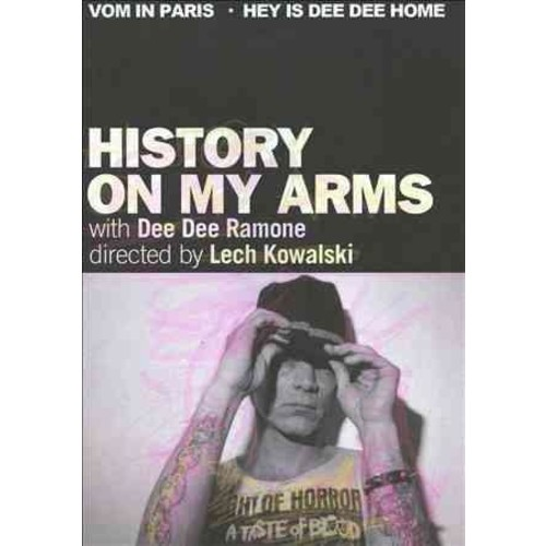 History on My Arms (DVD)