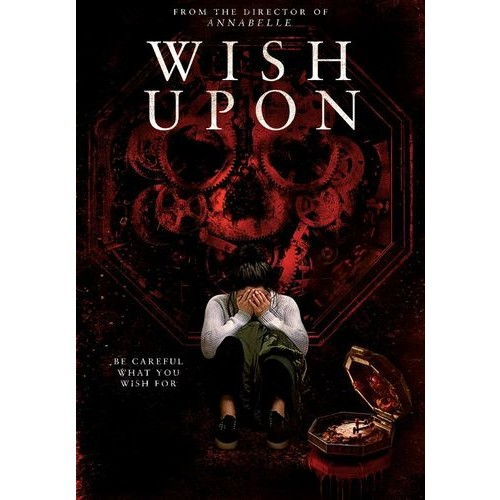 Wish Upon [DVD] [2017]