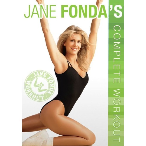 Jane Fonda: Complete Workout [DVD] [1988]