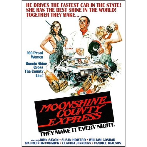 Moonshine County Express [DVD] [1977]