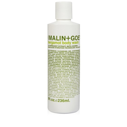 Malin + Goetz Body Wash - Bergamot - 8 oz