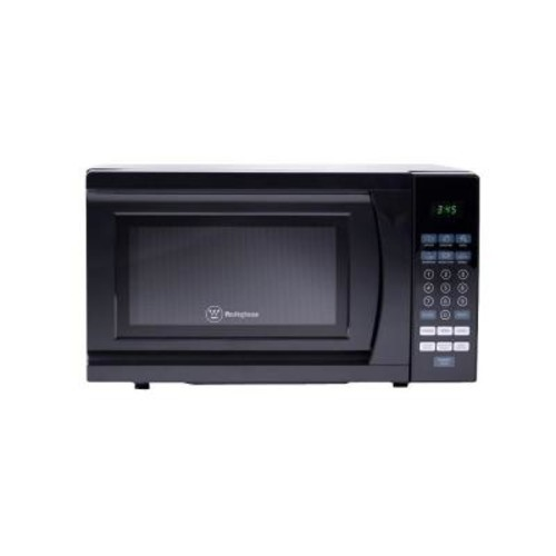 Westinghouse 0.7 cu. ft. 700-Watt Countertop Microwave in Black
