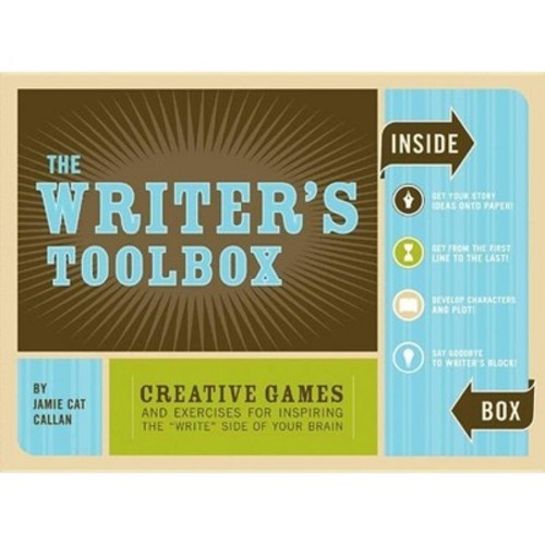 Writer's Toolbox : Creative Games and Exercises for Inspiring The