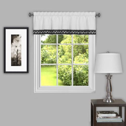 Achim Camden Valance Window Curtain