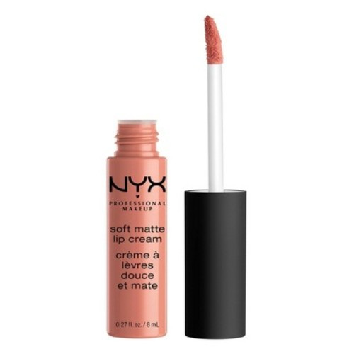 NYX Professional Makeup Soft Matte Lip Cream Stockholm - 0.23oz