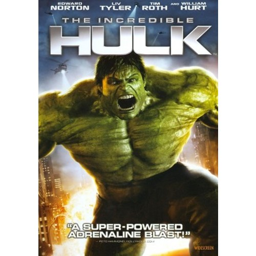 The Incredible Hulk (WS) (dvd_video)